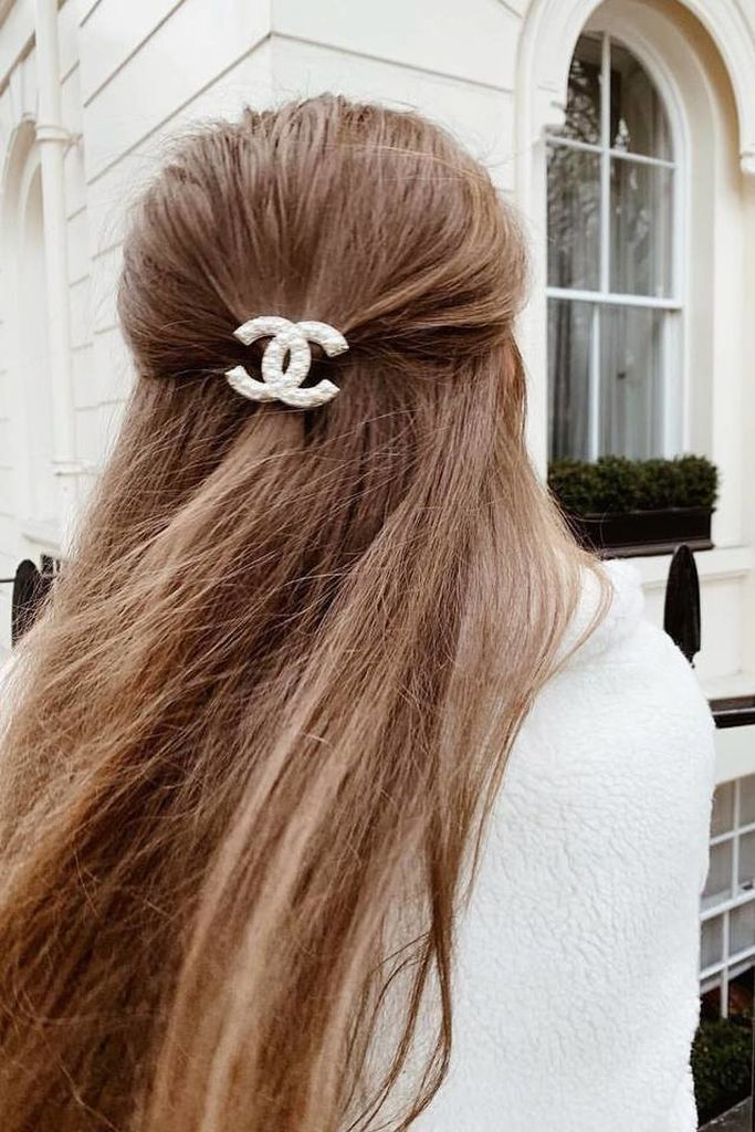 30 Fashionable Hair Clips for Your Adorable Hair Accessories #hairclips