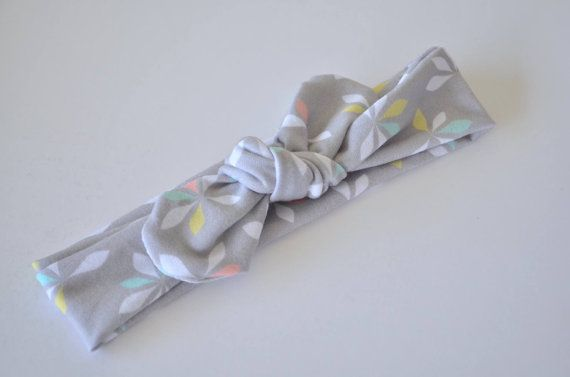 Loves me loves me Knot Headband by DimpledCutieCreation on Etsy
