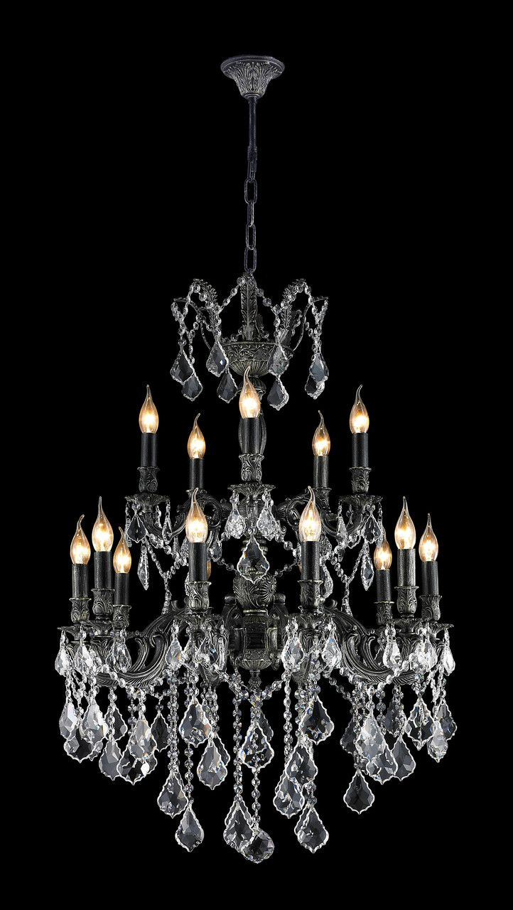 Americana 15 light crystal chandelier antique silver designer americana 15 light crystal chandelier antique silver designer chandelier australia arubaitofo Gallery