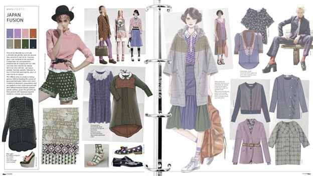 PROMOSTYL - Casual & Knitwear Trendbook   color ...