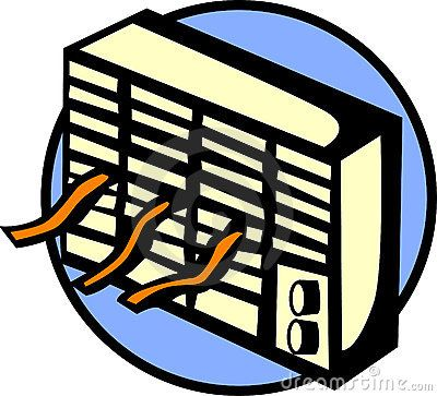 air conditioning unit clipart