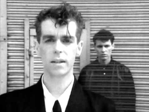 Pet Shop Boys West End girls long 'n rare DEMO (day 1