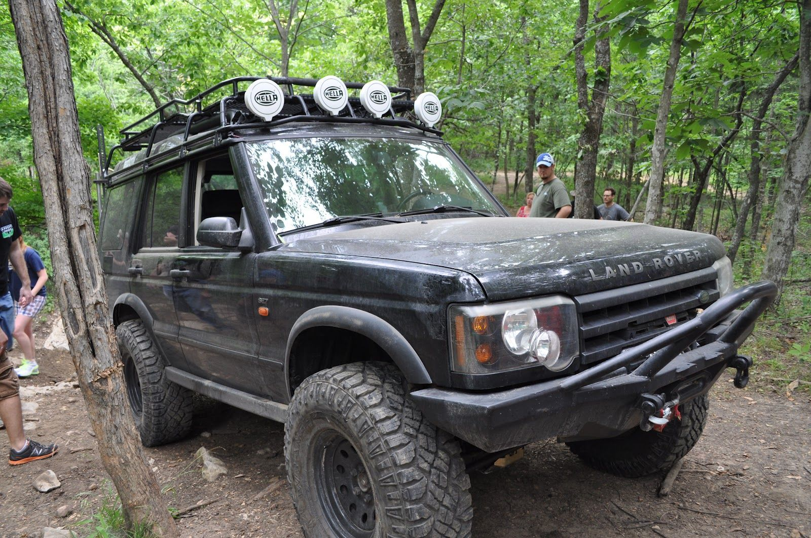 4x4 modifications | Land rover discovery 2, Land rover ...