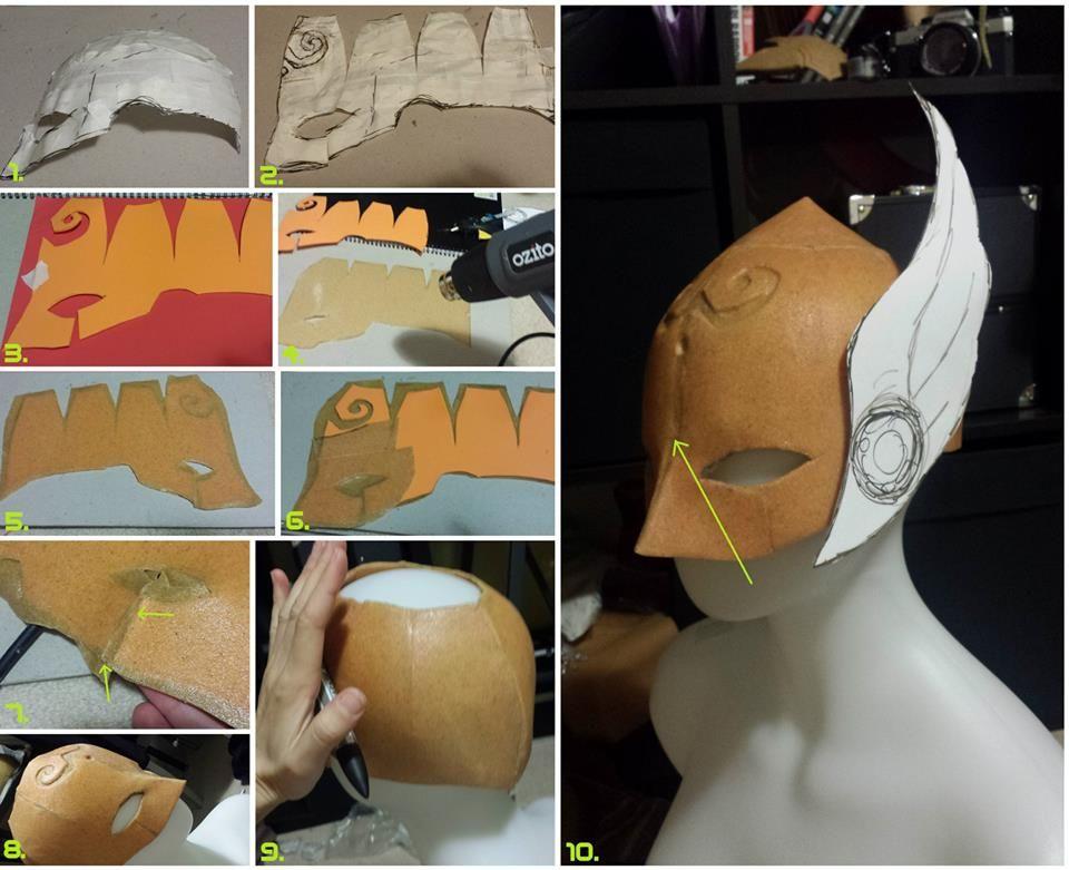 Anime Cosplay DIY - How to Sew Celestia Ludenberg Costume