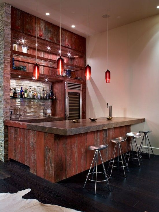 Game Room Bars Design, Pictures, Remodel, Decor And Ideas   Page 5