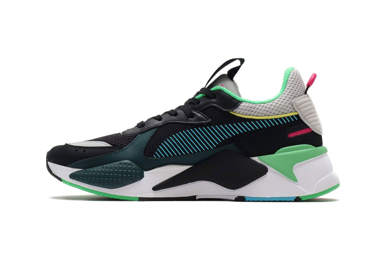 PUMA Looks to Classic Arcade Games for Latest RS-X Colorway ...