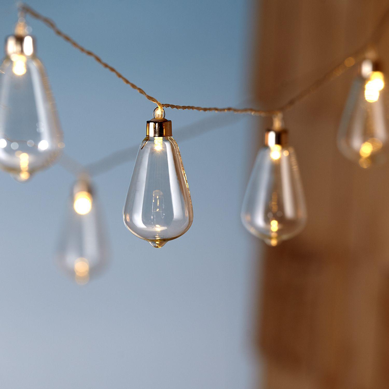 Industrial Led Garage Lights: Industrial LED String Light Clear