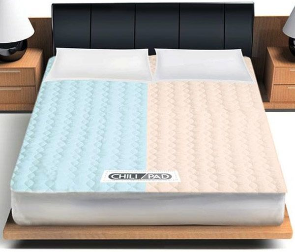 Comfy Sleep No Matter What The Season Mattress Pad With Cooling