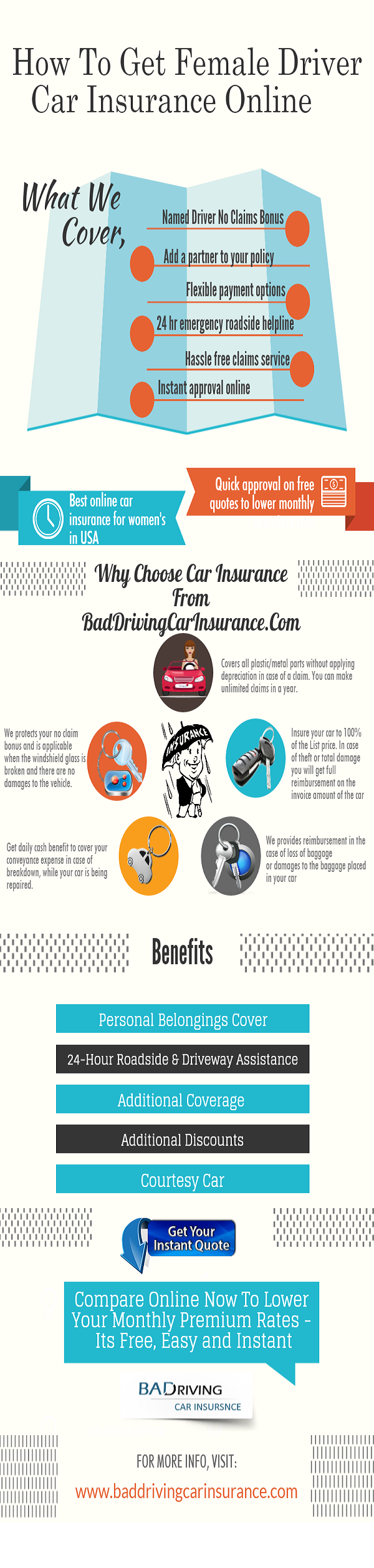 Best Car Insurance For Young Female Drivers Best Car Insurance