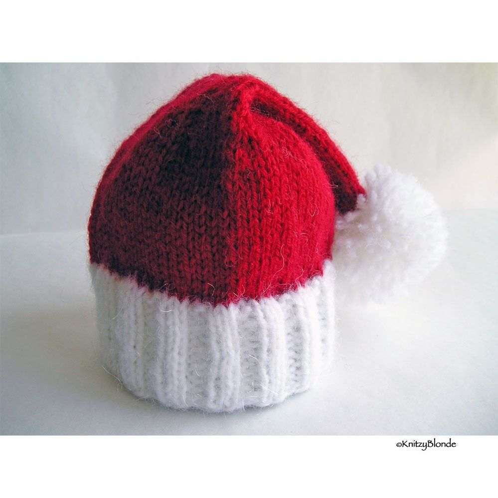 3a40ff55074 Toddler Santa Hat