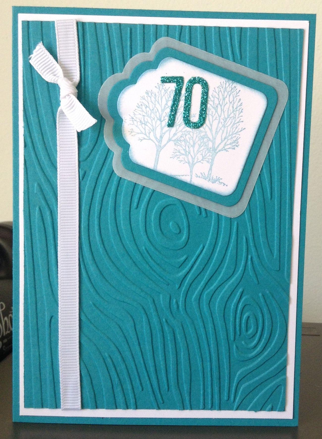 Male 70th Birthday Card TI 1 16