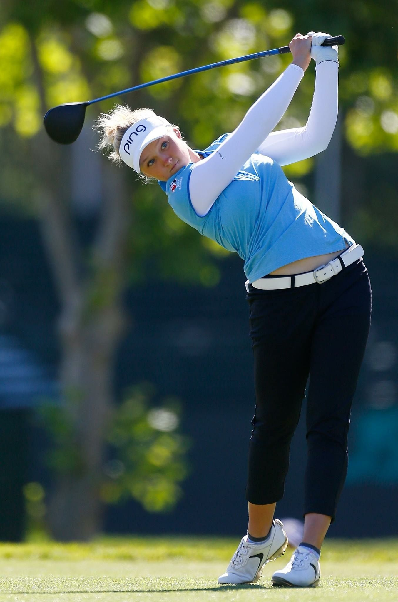 Brooke Henderson. | Hottest Women Golfers | Golf, Golf ...