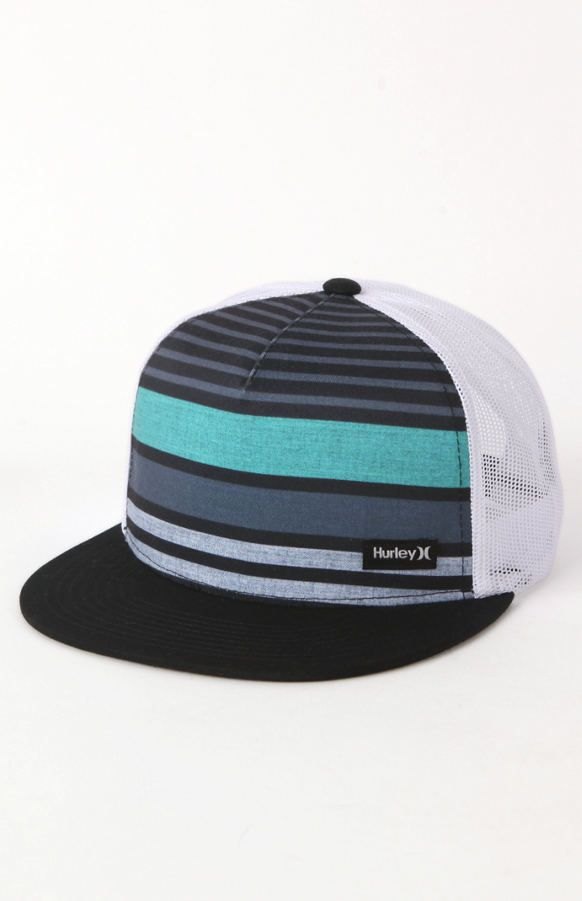 5631eb0afa8 Hurley Canvas 2.0 Trucker Hat