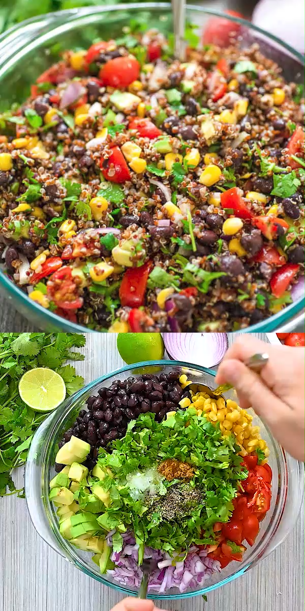 Photo of Mexican Quinoa Salad