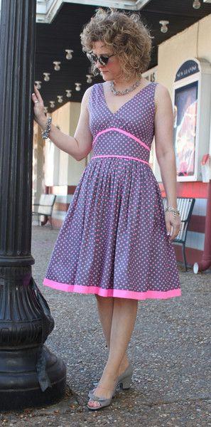 Serendipity Studio Marilyn Dress Sewing Pattern   Sewing patterns ...