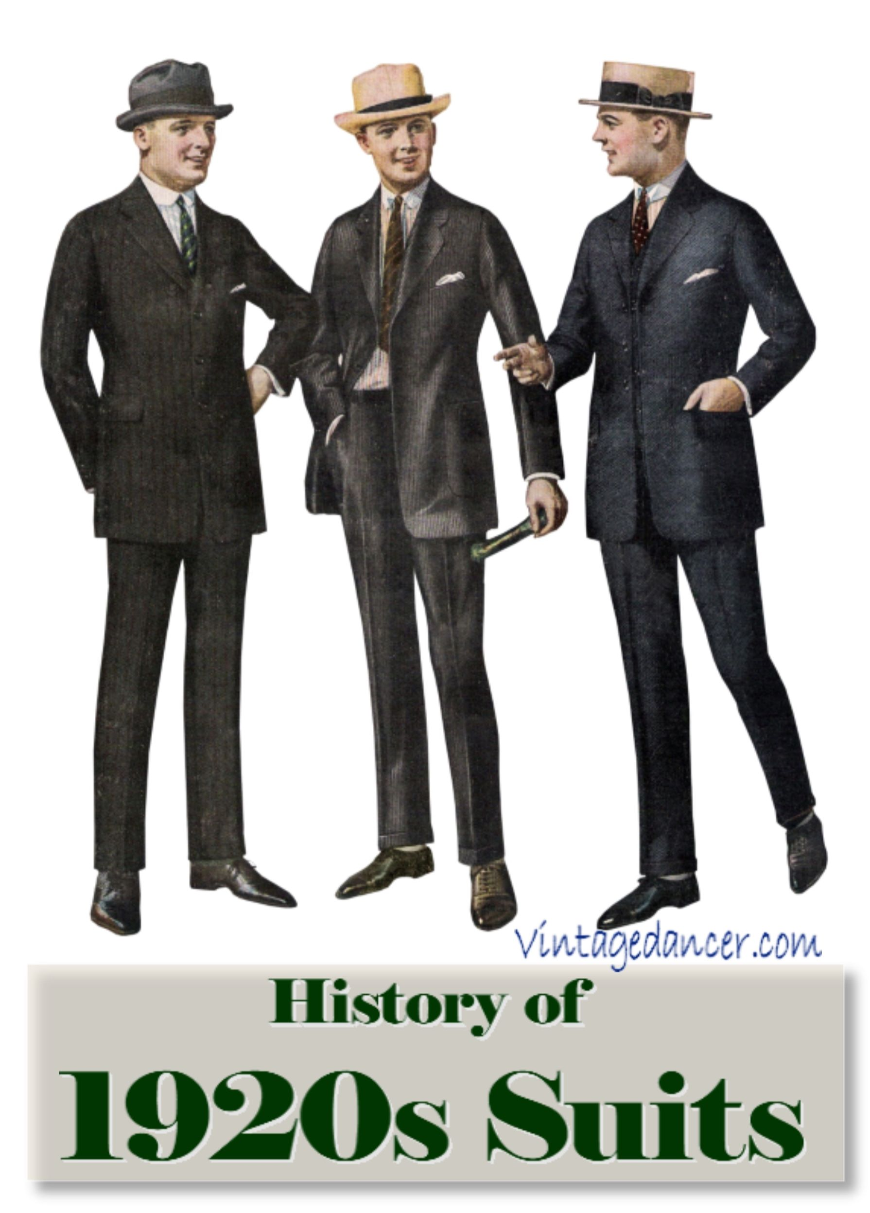 1920s Men 39 S Suit History British Vs American Style
