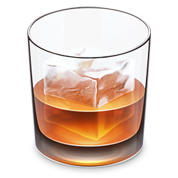 Icon For A New Markdown App For Mac Ios Check It Out At Usewhiskey Com Stemless Wine Glass Wine Glass Glassware