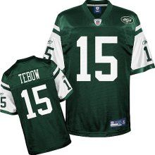 differently da2f7 f7e72 Brand New Tim Tebow New York Jets Jersey # 15 Men'd Size Xl ...