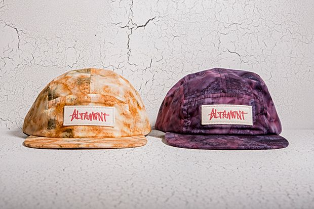 Altamont 2013 Spring Hand-Dyed Camp Hats