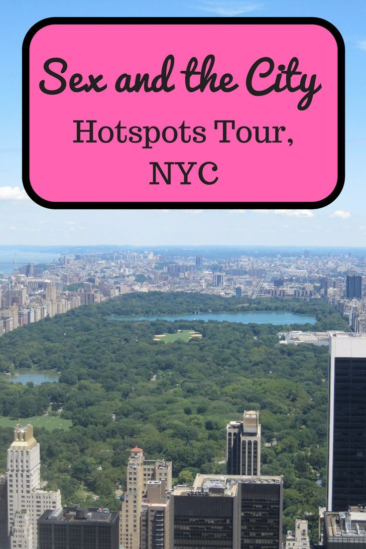 City guide new sex york