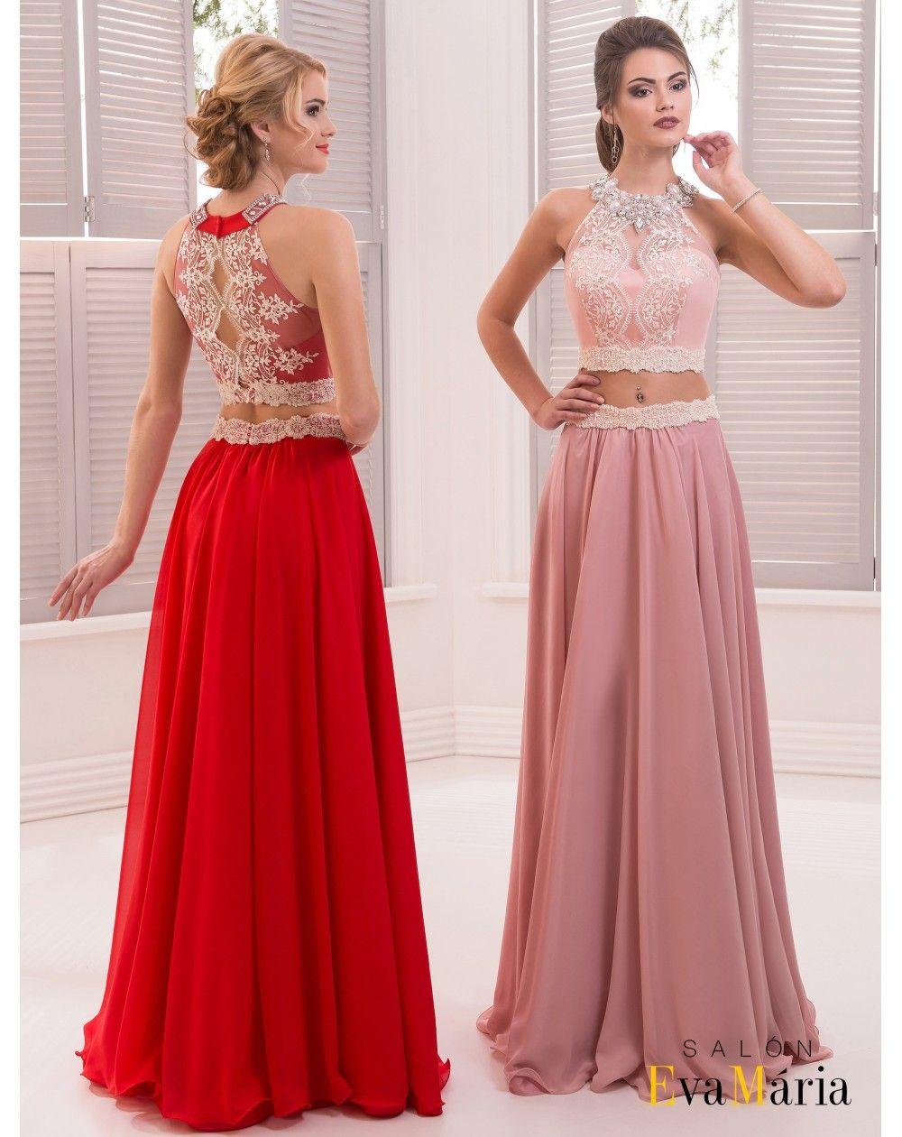 2bceb70f3bc4 Extravagantné spoločenské šaty s holým bruchom