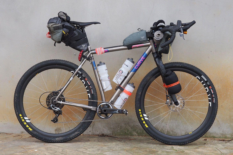 Race To The Rock Bike Camping Bikepacking Mountain Bike Store
