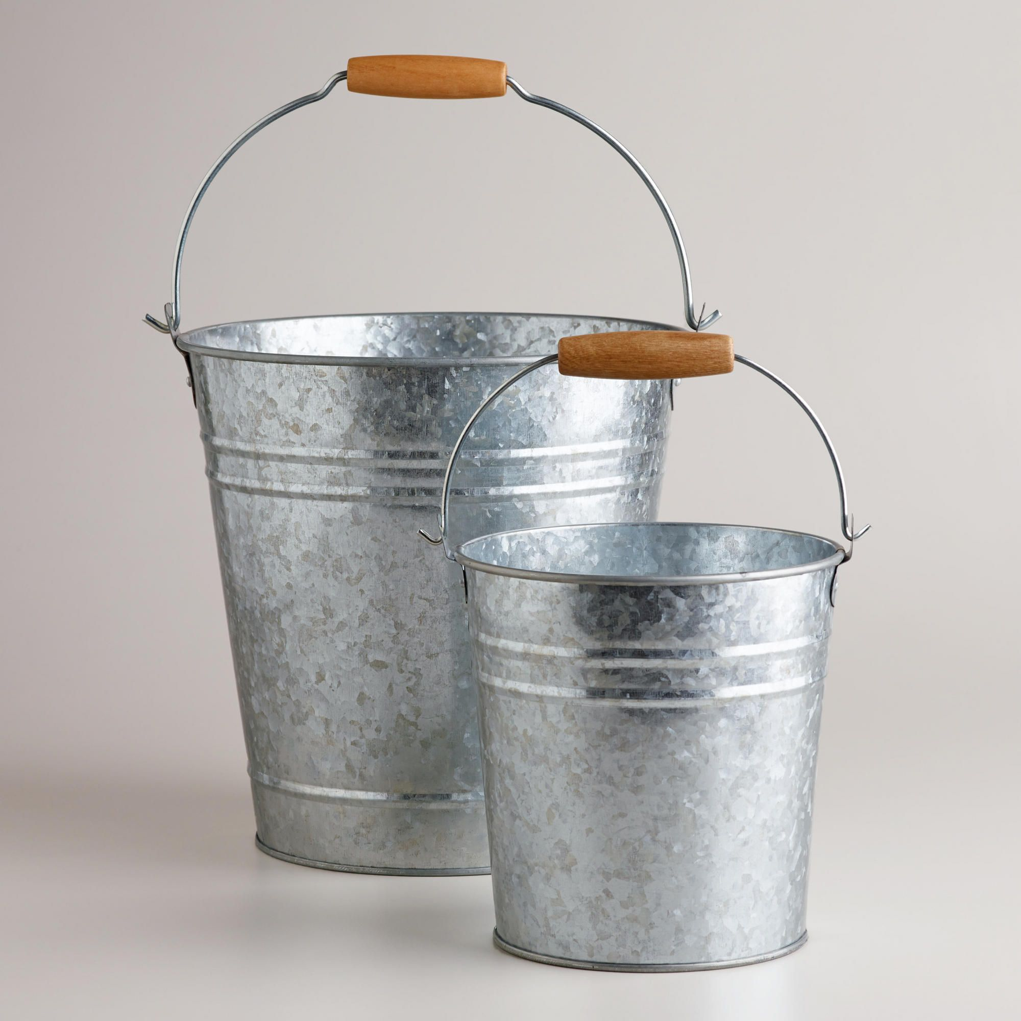 galvanized metal pails galvanized metal