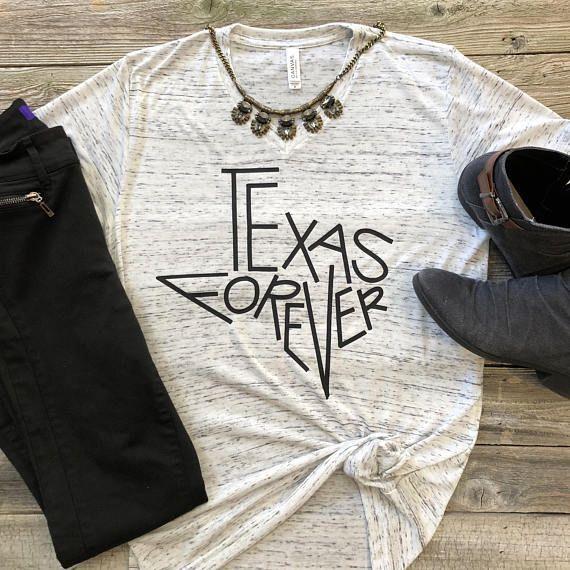 Texas Shirt Texas Forever Tee
