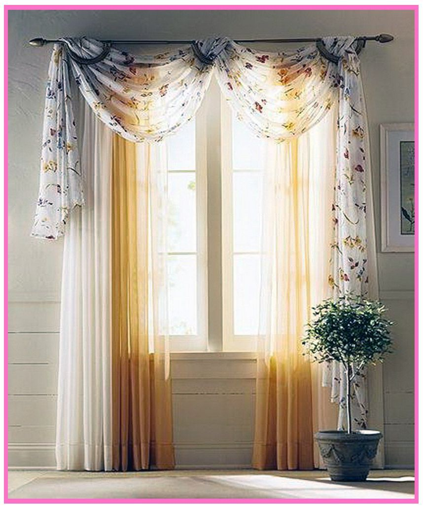 rustik-tul-modelleri   perde/ tekstil   Pinterest   Living rooms ...