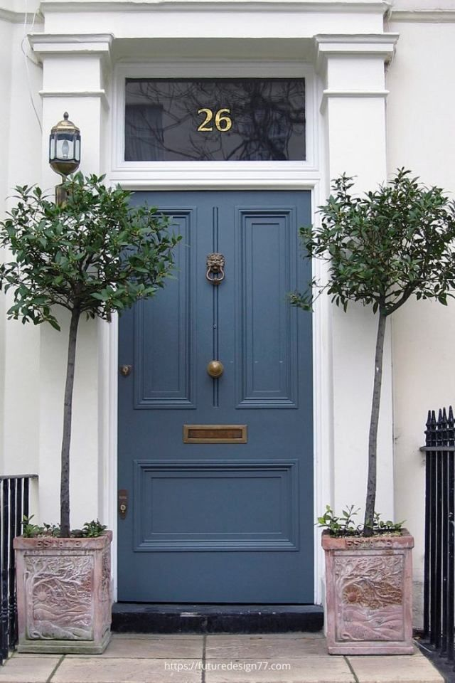 Custom Exterior Doors Designed for the Entrance - Futuredesign77.com #victorianfrontdoors