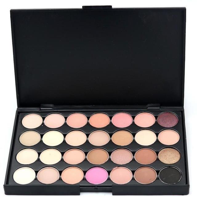 40 Colors Reversal Planet Glitter Eyeshadow Palette Makeup Kit Matte Shiny Eyeshadow Pallete