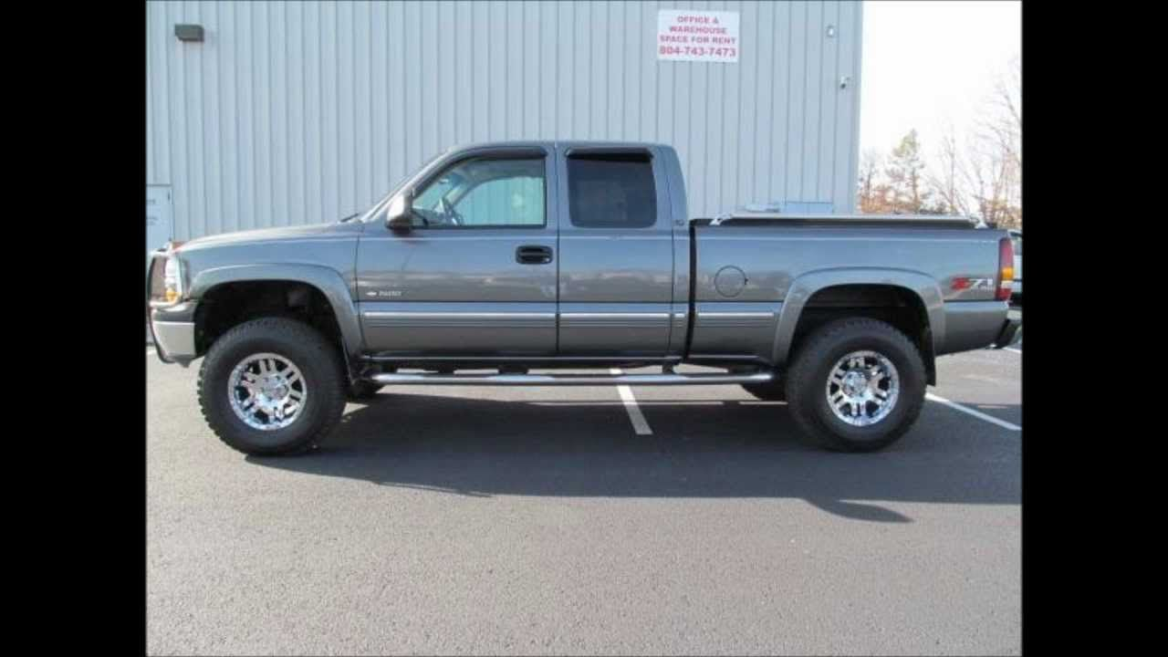 2005 Chevrolet Silverado - Powerful drivetrains, stout ...