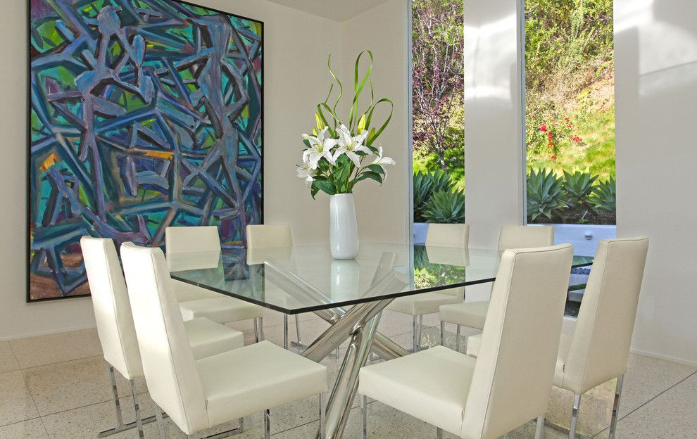 Image Result For Modern Chrome And Glass Dining Room Table  New Unique Ideas To Decorate Dining Room Table Inspiration
