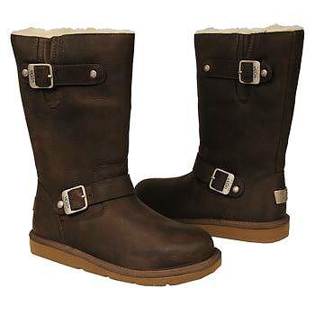 UGG Kensington Boots Chocolate