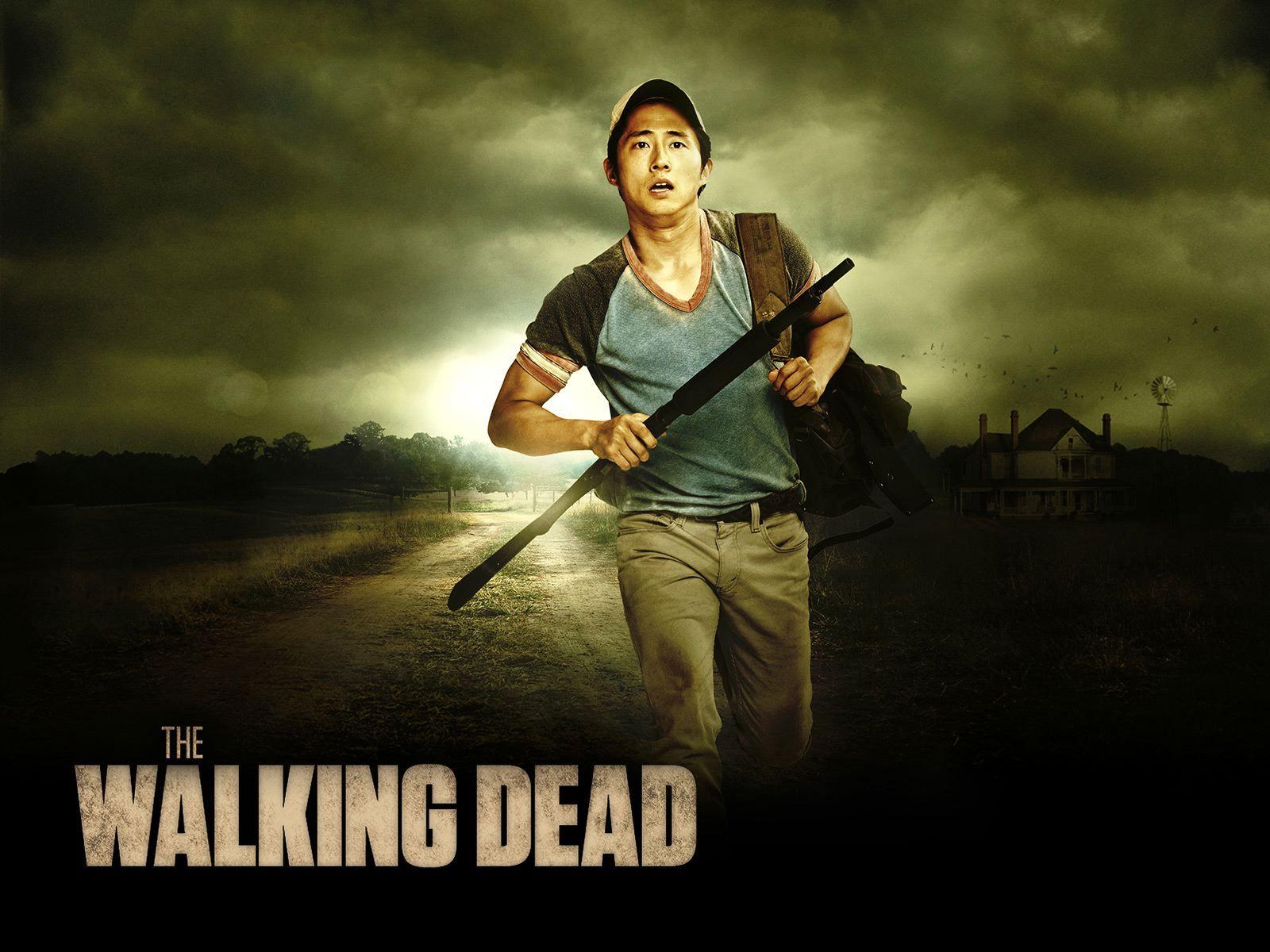 Wallpaper Hd The Walking Dead Glenn Maggie Walking Dead The Walking Dead Poster Walking Dead Wallpaper