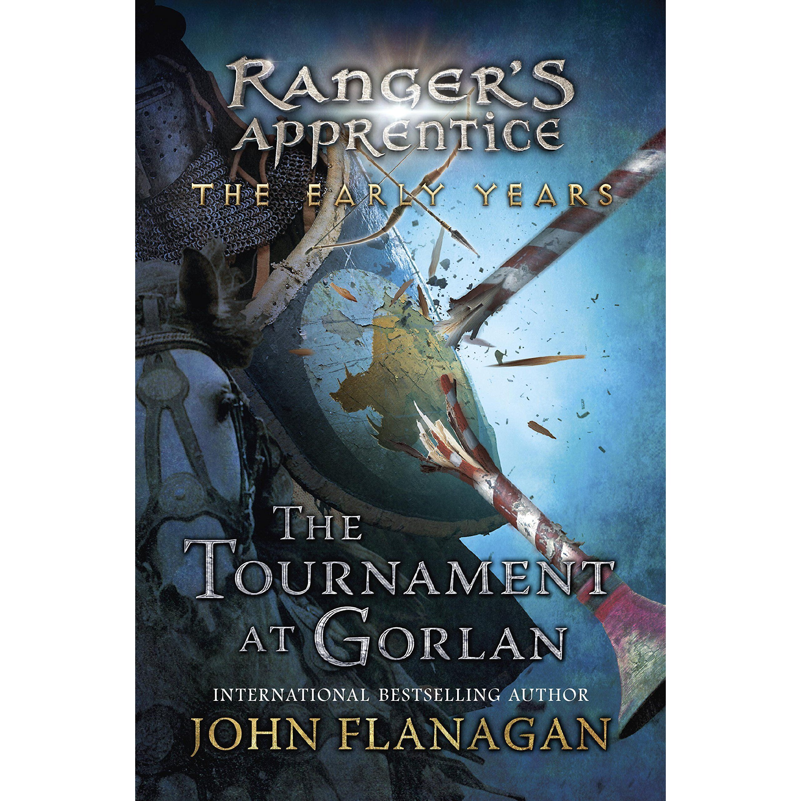 From John Flanagan, Author Of The Worldwide Bestselling Ranger's Apprentice  T He First In A