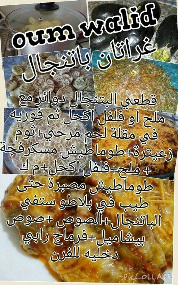 Epingle Par Noura Sur Oum Walid En 2018 Pinterest Recipes