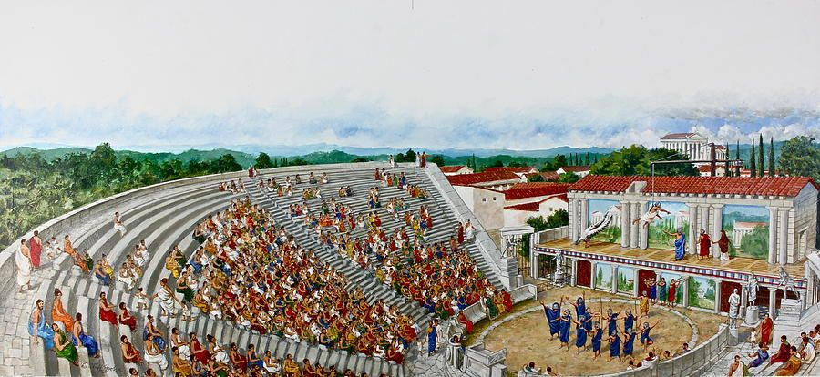 the theatre of ancient greece essay