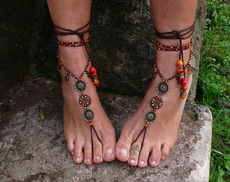 Love Hippie Barefoot Sandals 't