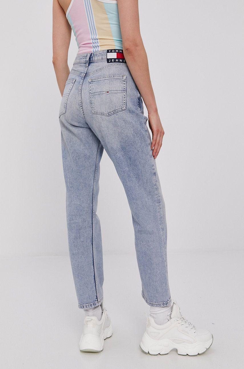 Mom tapered jeans mit ultrahohem bund – Artofit