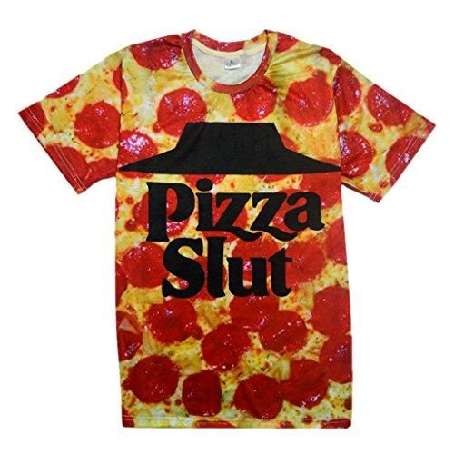 Pizza Slut T-Shirt       >>> Great deal   http://amzn.to/2c2JblR