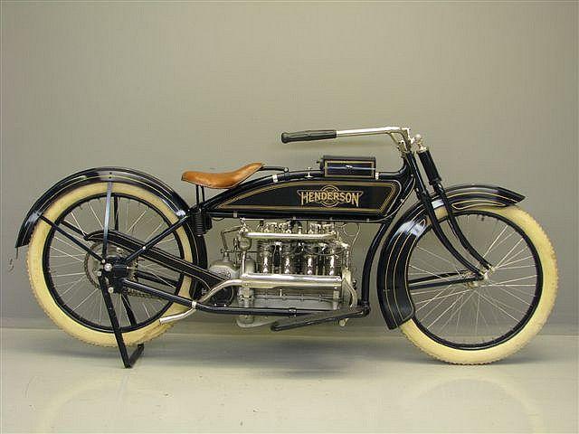 1917 Henderson Model G Henderson Motorcycle Classic Bikes Enduro Motorcycle