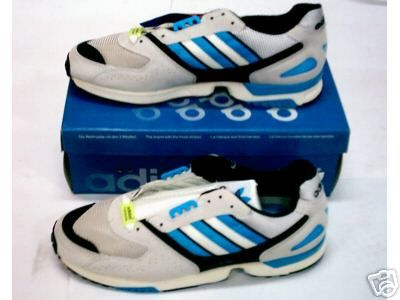 c2bce7ed44711 Adidas ZX4000 torsion runner Trainer Shoes