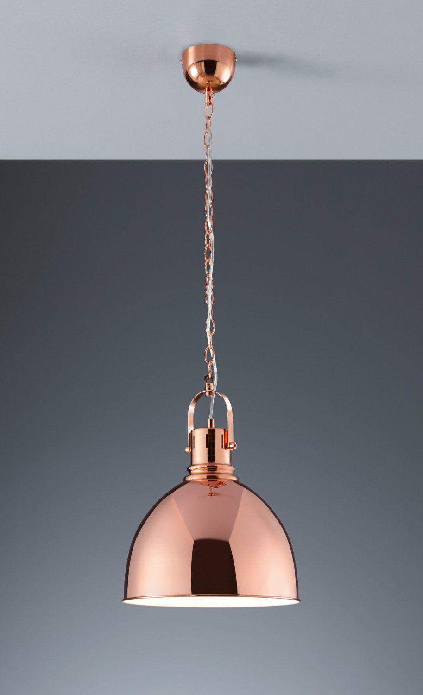 Trio Leuchten Pendelleucht Kupfer 300500109: Amazon.de: Beleuchtung ...