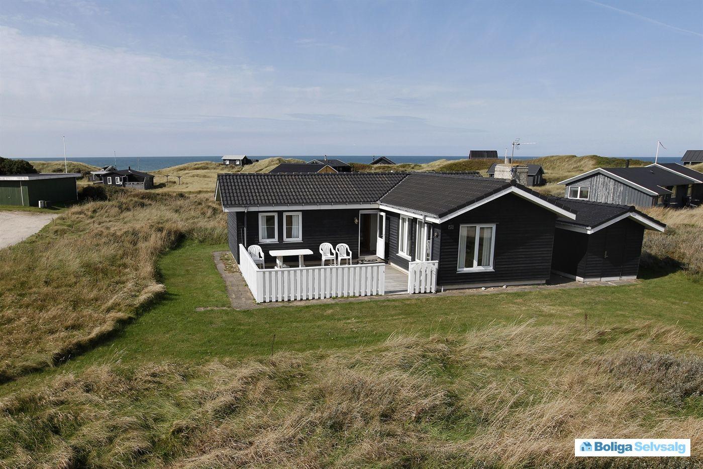 Harerenden 45, Lønstrup, 9800 Hjørring - Lønstrup - havkig/udsigt, attraktivt område, super kystsikring. #fritidshus #sommerhus #lønstrup #hjørring #selvsalg #boligsalg #boligdk
