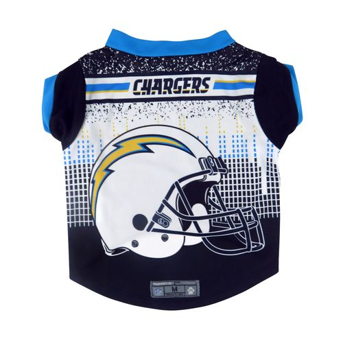 7c825cba Los Angeles Chargers Pet Performance Tee Shirt Size M | Products ...