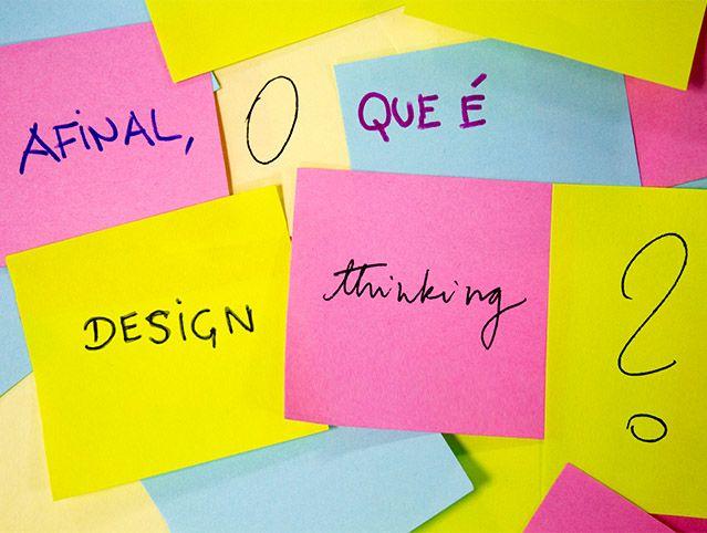 Mas afinal, o que é Design Thinking? @Gabriel Vianna