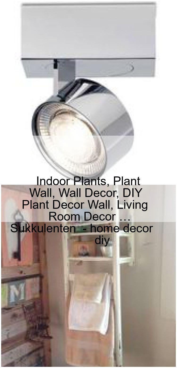 Indoor Plants, Plant Wall, Wall Decor, DIY Plant Decor Wall, Living Room Decor …  Sukkulenten #homedecordiy - home decor diy ,  #decor #DIY #Home #homedecordiy #Indoor #living #Plant #plants #room #Sukkulenten #wall