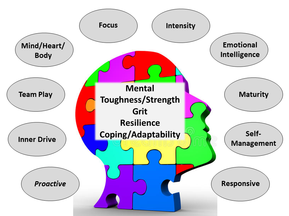 Emotional Intelligence of Mental Toughness Source