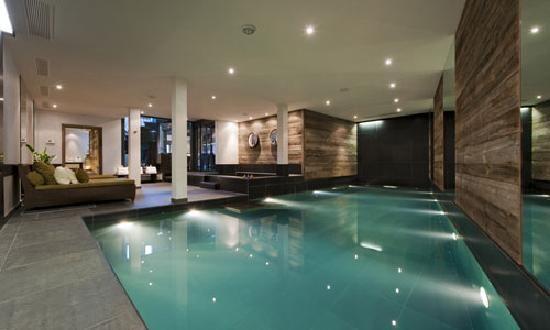 Indoor Ski Lodge Pool Luxury Swimming Pools Indoor Swimming Pools Swimming Pools